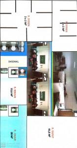 Denah Gedung JKG-2
