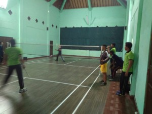 Olahraga IKM