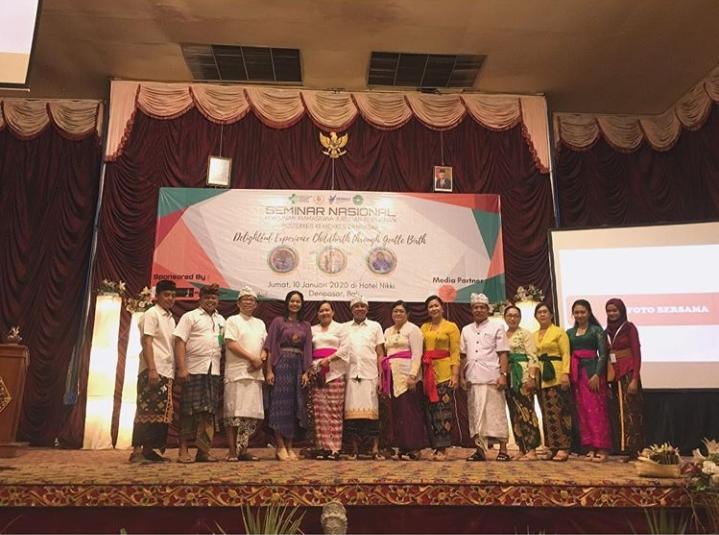 Seminar Nasional Jurusan Kebidanan Poltekkes Kemenkes Denpasar