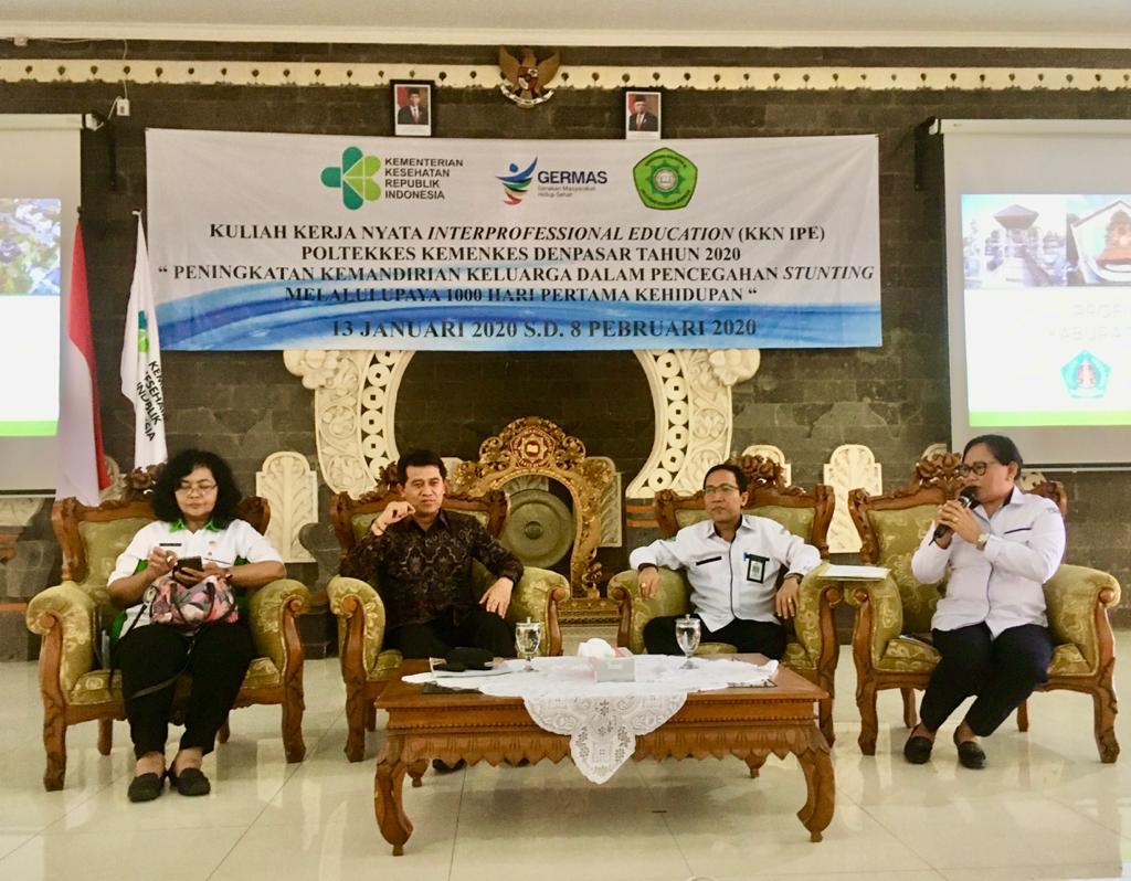 Pembukaan KKN IPE 2020
